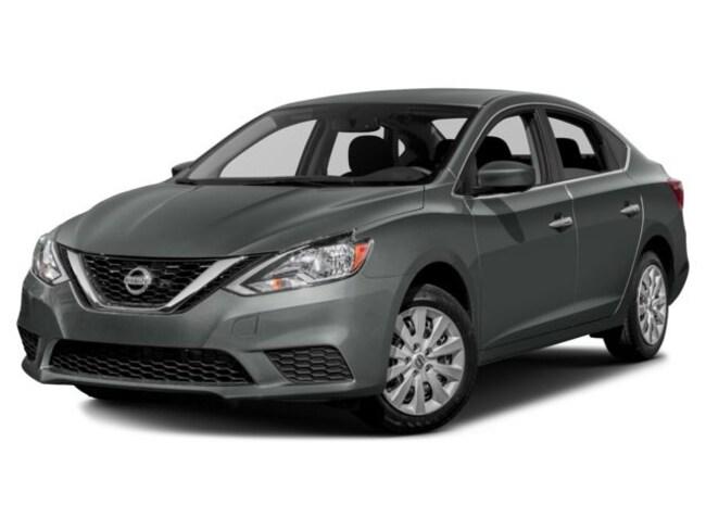 2017 Nissan Sentra SV Sedan