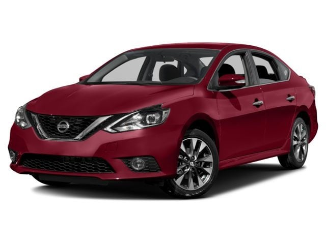 New 2017 Nissan Sentra SR Sedan Buffalo NY