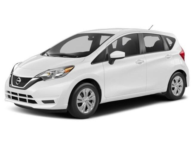2017 Nissan Versa Note Hatchback