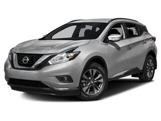 New 2017 Nissan Murano S SUV for sale in Modesto, CA at Central Valley Nissan