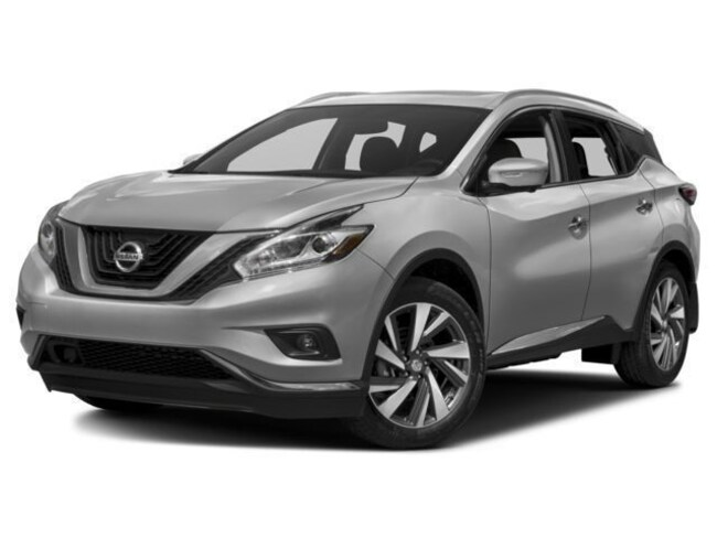 New 2017 Nissan Murano SL SUV for sale in Waldorf, MD