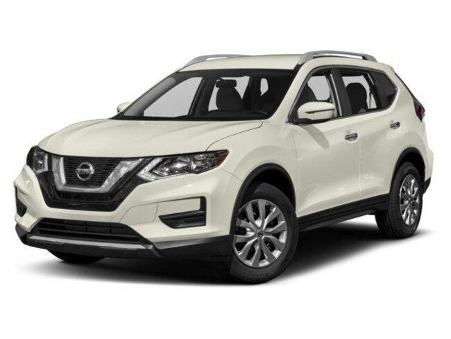 2017 Nissan Rogue SV SUV for sale in Sanford, NC at US 1 Chrysler Dodge Jeep