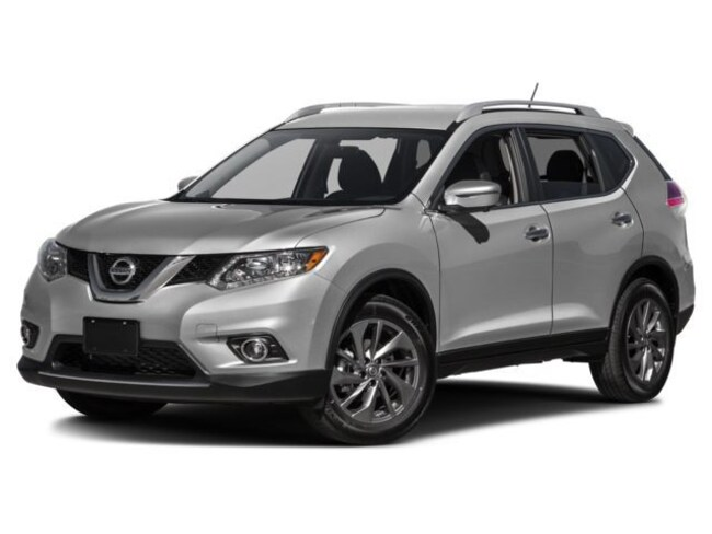New 2017 Nissan Rogue SL SUV for sale in Newport News, VA