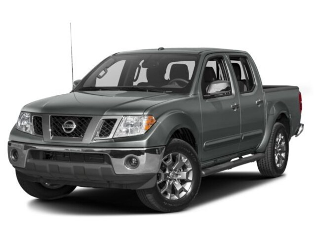 New 2017 Nissan Frontier SL in Palatka