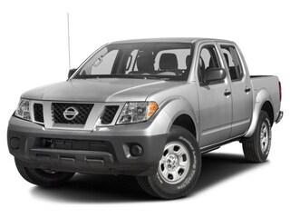 2017 Nissan Frontier 39217 Truck Crew Cab