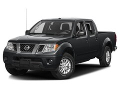 New 2017 Nissan Frontier SV Truck Crew Cab 1N6AD0EV6HN759051 in Valley Stream, NY