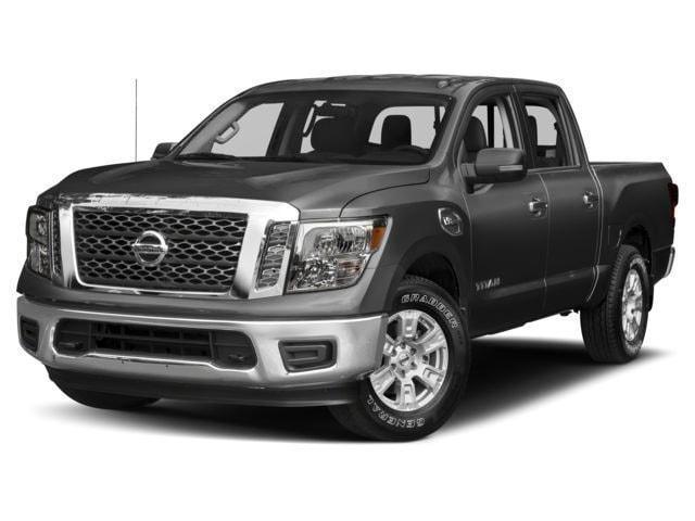 2017 Nissan Titan Platinum Reserve Truck Crew Cab 1N6AA1E57HN508974