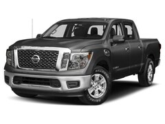 Used 2017 Nissan Titan Platinum Reserve Truck for sale in Triadelphia, WV near Washington PA