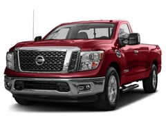 2017 Nissan Titan SV Truck Single Cab