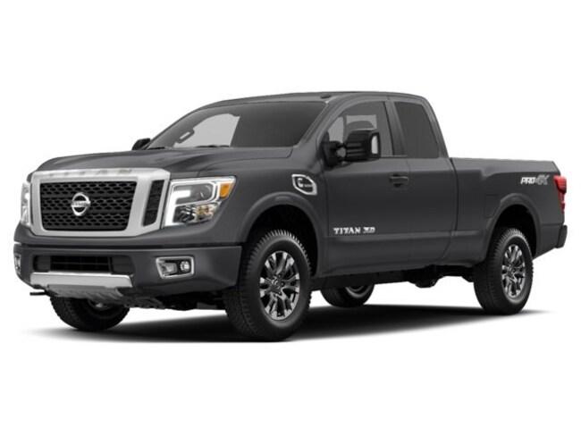 2017 Nissan Titan XD PRO-4X Diesel Truck King Cab