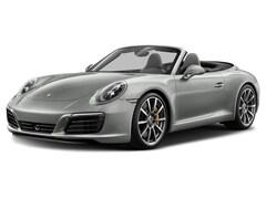 2017 Porsche 911 Carrera S Convertible