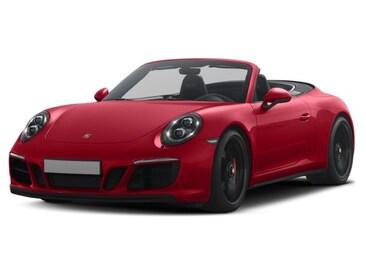 2017 Porsche 911 Carrera GTS Carrera GTS Cabriolet