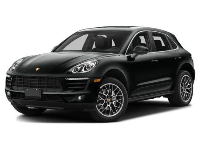 Used 2017 Porsche Macan Turbo SUV For Sale Southampton, NY
