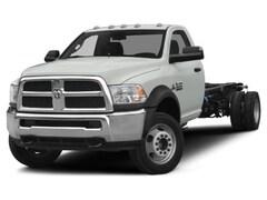 2017 Ram 5500 Chassis Tradesman/SLT Truck Regular Cab