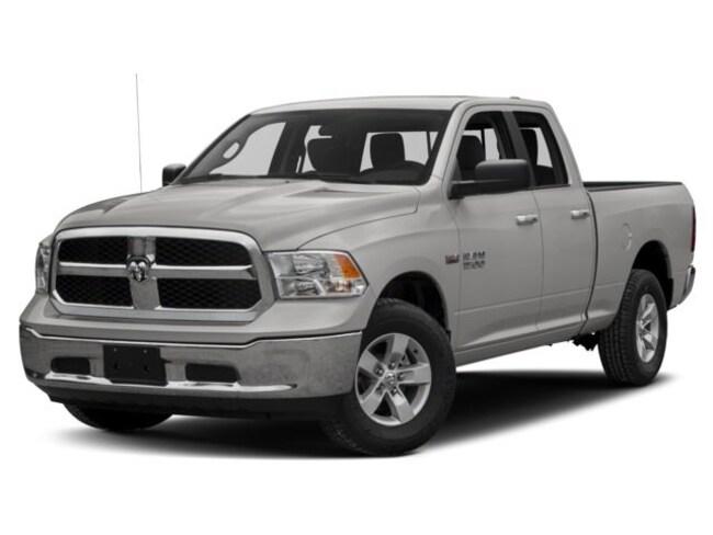 Used 2017 Ram 1500 SLT Truck Quad Cab Irving TX