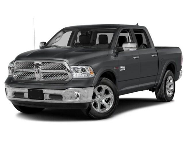 2017 Ram 1500 Laramie 4x4 4dr Crew Cab 5.5 ft. SB Pickup Truck Crew Cab
