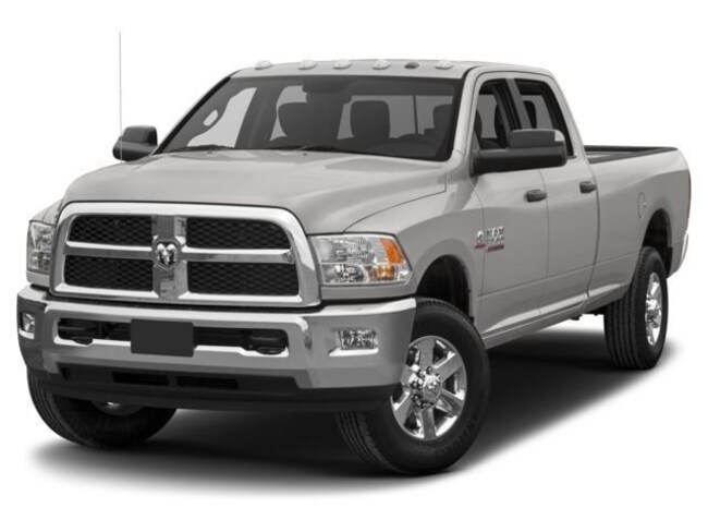 Used 2017 Ram 3500 Tradesman 30457 miles Stock 33281A VIN 3C63R3CL7HG577147