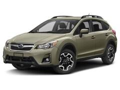 2017 Subaru Crosstrek 2.0i Premium Manual