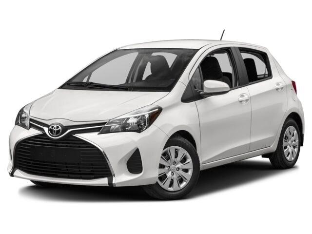 2017 Toyota Yaris 5 Door Hatchback
