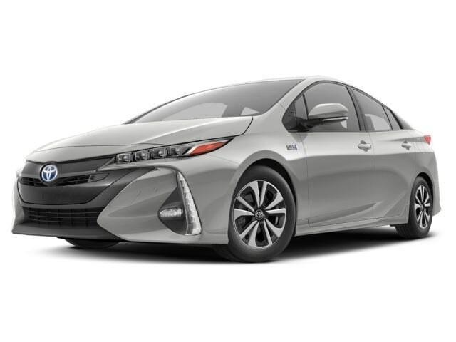 2017 Toyota Prius Prime 5-Door Four Advanced Hatchback