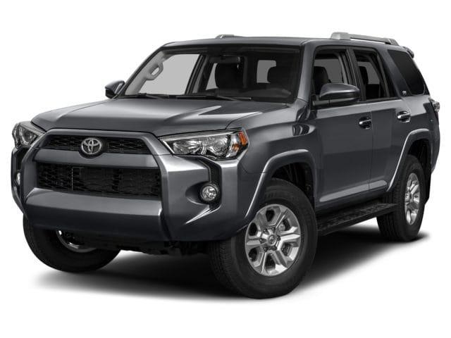 2017 Toyota 4Runner SUV