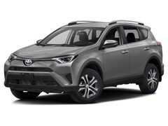 New 2017 Toyota RAV4 SUV for sale in Charlottesville