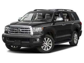 New 2017 Toyota Sequoia Limited SUV for sale in Brockton, MA