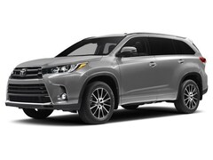 Used 2017 Toyota Highlander XLE V6 SUV in Oneonta