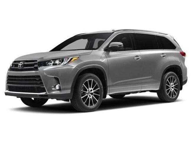 New 2017 Toyota Highlander Limited V6 SUV for sale in Charlottesville