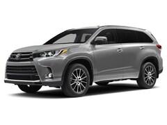 2017 Toyota Highlander XLE V6 SUV Hartford