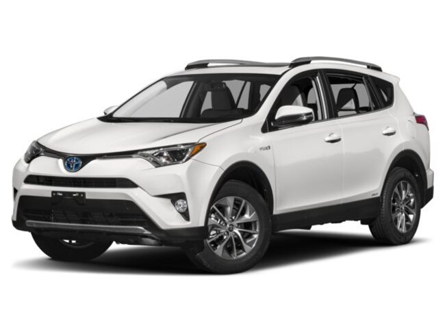 Used 2017 Toyota Rav4 Hybrid Xle Awd Suv In Boise