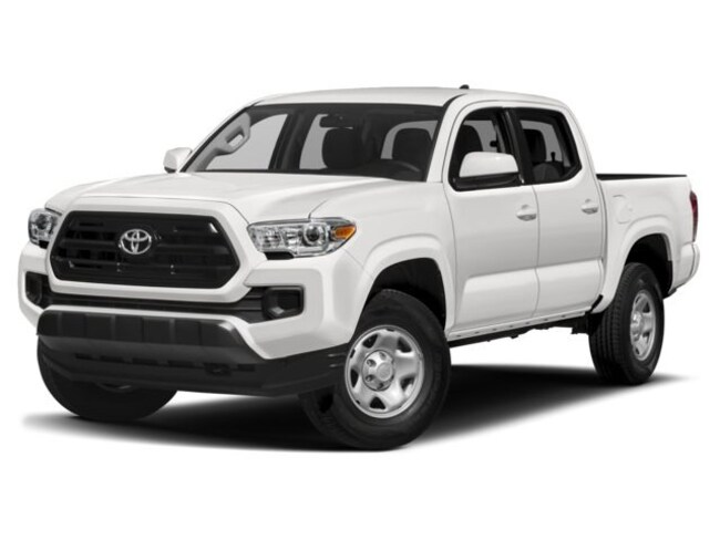 2017 Toyota Tacoma SR SR Double Cab 5 Bed I4 4x2 AT