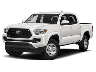 New 2017 Toyota Tacoma SR V6 Truck Double Cab serving Baltimore