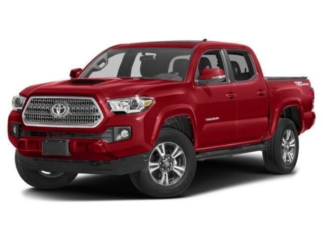 New 2017 Toyota Tacoma TRD Sport V6 Truck Double Cab Scranton, PA