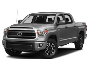 2017 Toyota Tundra 4WD SR5 Truck CrewMax