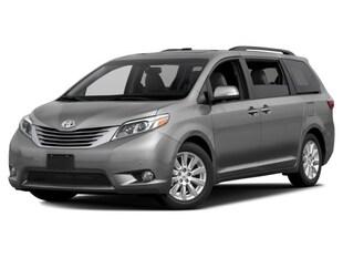 2017 Toyota Sienna XLE Minivan/Van