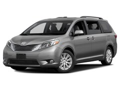 New 2017 Toyota Sienna XLE 8 Passenger For Sale In Rome, GA