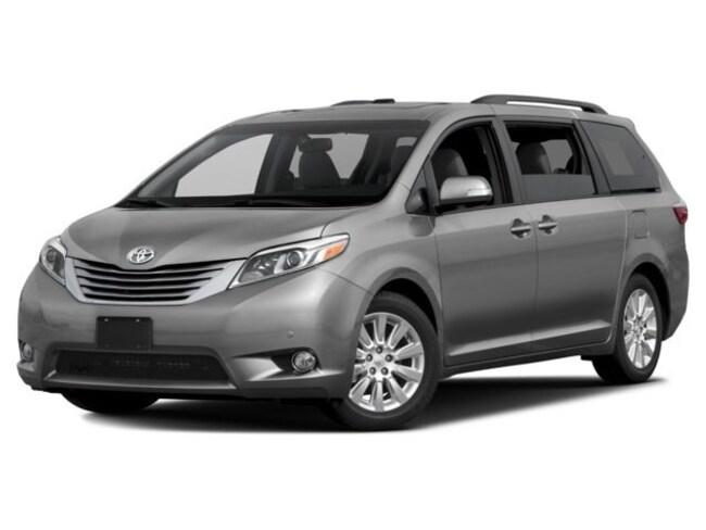 2017 Toyota Sienna Limited Van Passenger Van