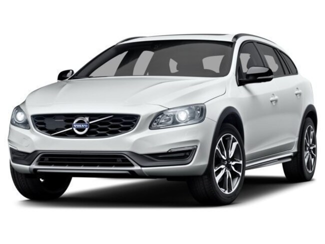 2017 Volvo V60 Cross Country T5 AWD Wagon YV440MWK1H1040964