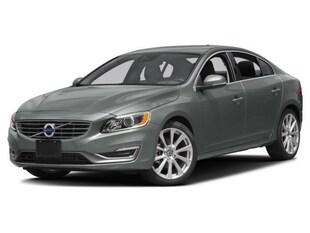 2017 Volvo S60 Inscription Platinum Sedan