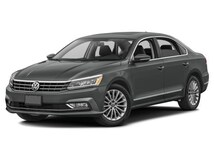 2017 Volkswagen Passat 1.8T SE W/Technology Auto