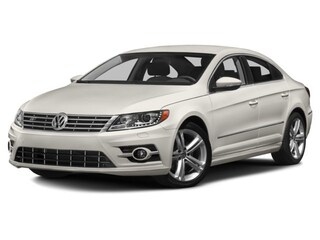 New 2017 Volkswagen CC 2.0T R-Line Executive w/PZEV Sedan for sale in Austin
