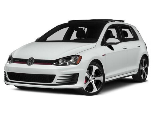 2017 Volkswagen Golf GTI SE 2.0T  SE DSG