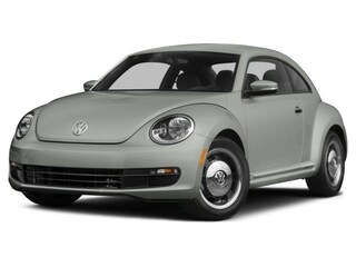 2017 Volkswagen Beetle 1.8T Classic Hatchback