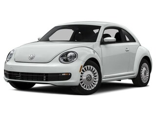 New 2017 Volkswagen Beetle 1.8T SE Hatchback For Sale In Northampton, MA