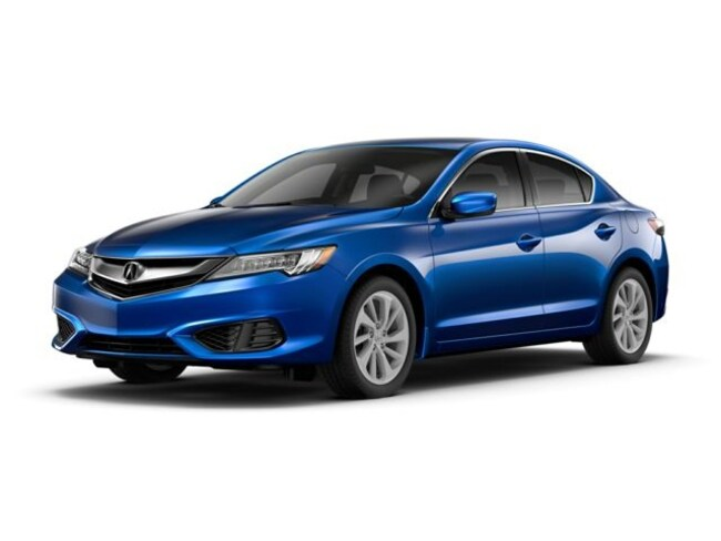 2018 Acura ILX Technology Package Sedan
