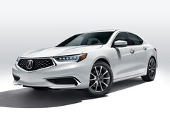 New 2018 Acura TLX 3.5 V-6 9-AT P-AWS Sedan Johnston, IA