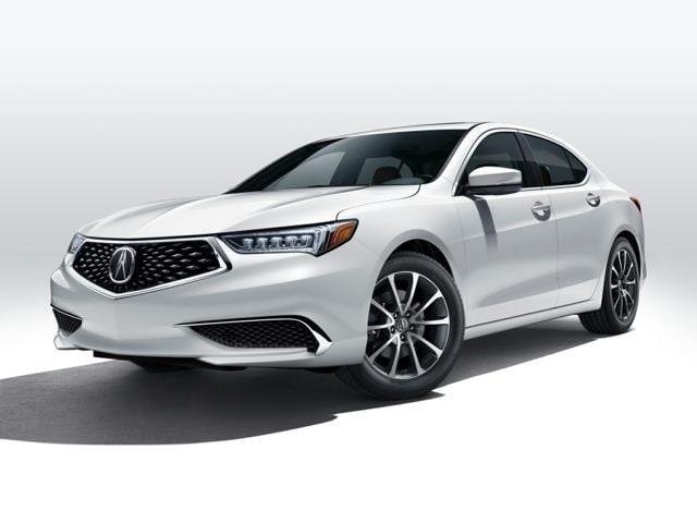 2018 Acura TLX 3.5 V-6 9-AT SH-AWD Sedan
