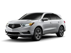 Used 2018 Acura MDX 3.5L SUV in Fayetteville, NC