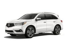 2018 Acura MDX SH-AWD W/Advance PKG SH-AWD  SUV w/Advance Package
